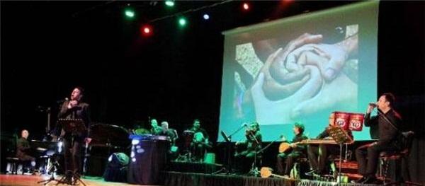 """Gaziantep'te """"Ortak Dil Konseri"""" Nefes Kesti"""